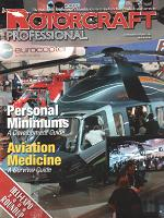 Rotorcraft Magazine, on FAA Medical, Pilot Medical Solutions and LEFTSEAT.com