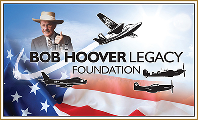 Bob Hoover Foundation Corporate Sponsor
